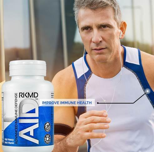 Improve immune health with aid™